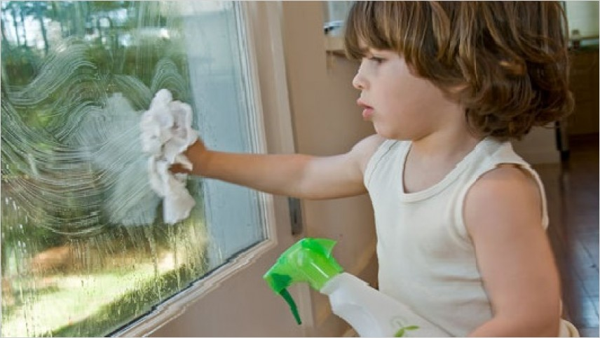 5 Trik Mudah Bersihkan Kaca