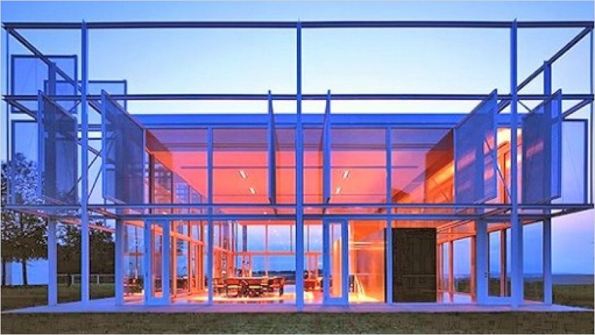 5 Rumah dari Kaca Terunik di Dunia