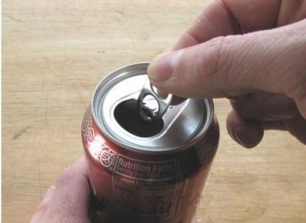 Daur ulang aluminium: Langkah 1