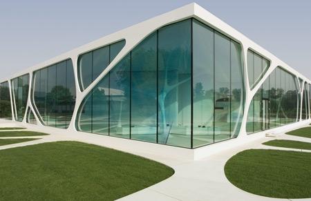 Rumah kaca Cube