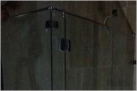 Pemasangan Shower Glass di Rumah Tinggal, Cilegon