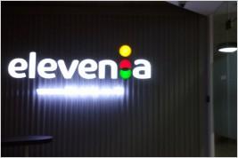 Pemasangan Partisi Kaca 12 mm Tempered di Elevenia