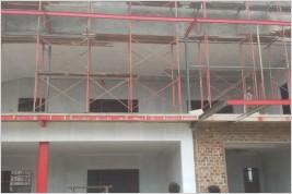 Pemasangan Kusen dan Kaca di Gandaria City